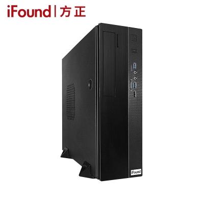 方正电脑(ifound)FD1541A 九代六核 I5-9400 8GB 480G 集显 台式电脑 商务办公 企业采购 键盘鼠标 三年保修 单主机