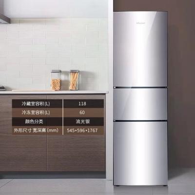 海信218L冰箱