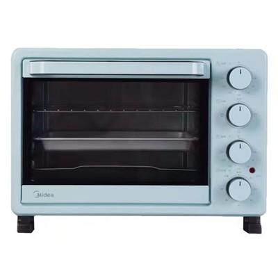 美的25L烤箱