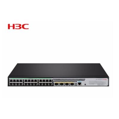 华三(H3C)24口全千兆二层网管企业级网络交换机 S5024PV5-EI